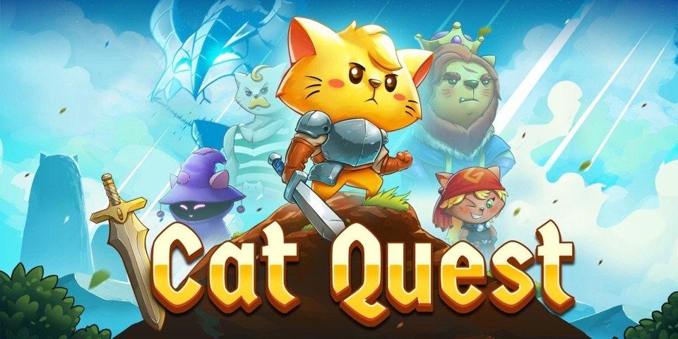 Cat Quest ตะลุยดินแดน Open World กับเกมสุดน่ารัก-1