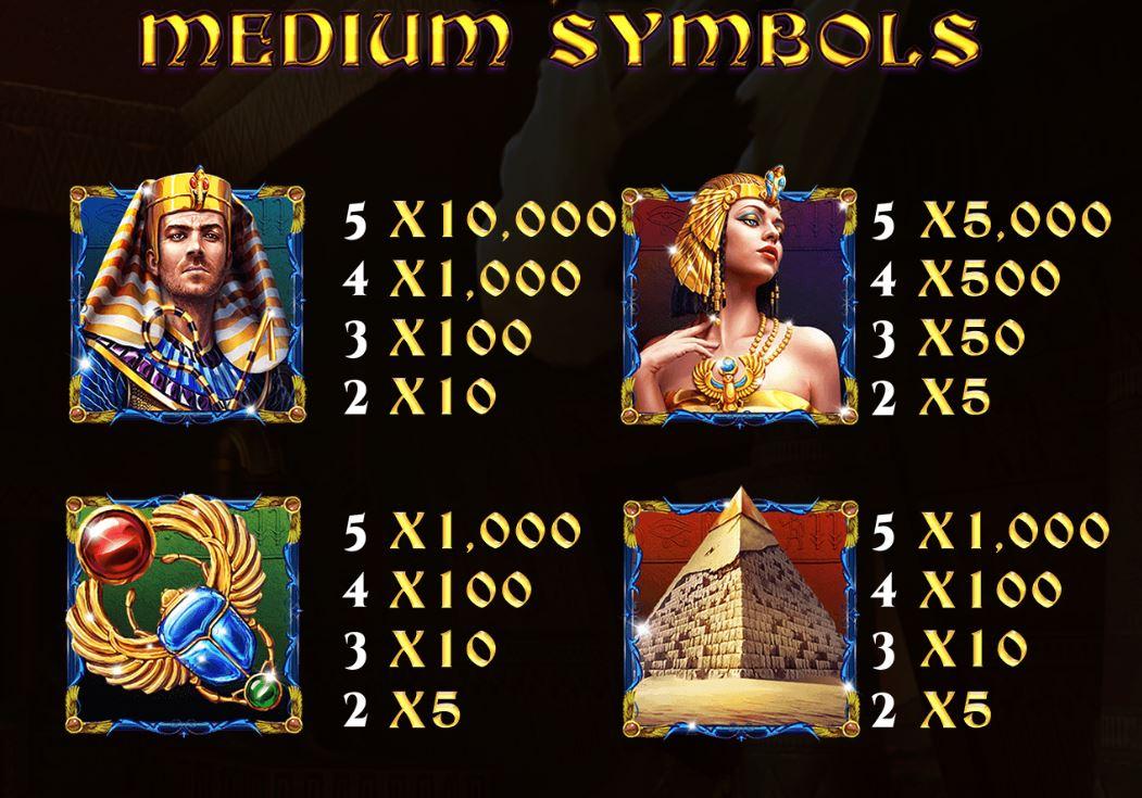 รีวิวสล็อต Book of Rebirth Reloaded ธีมโบราณที่ใครๆ ก็เล่น-3
