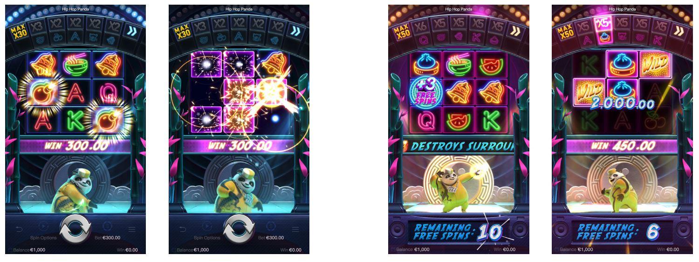 รีวิวเกมสล็อต เกมทิปส์ Gametips