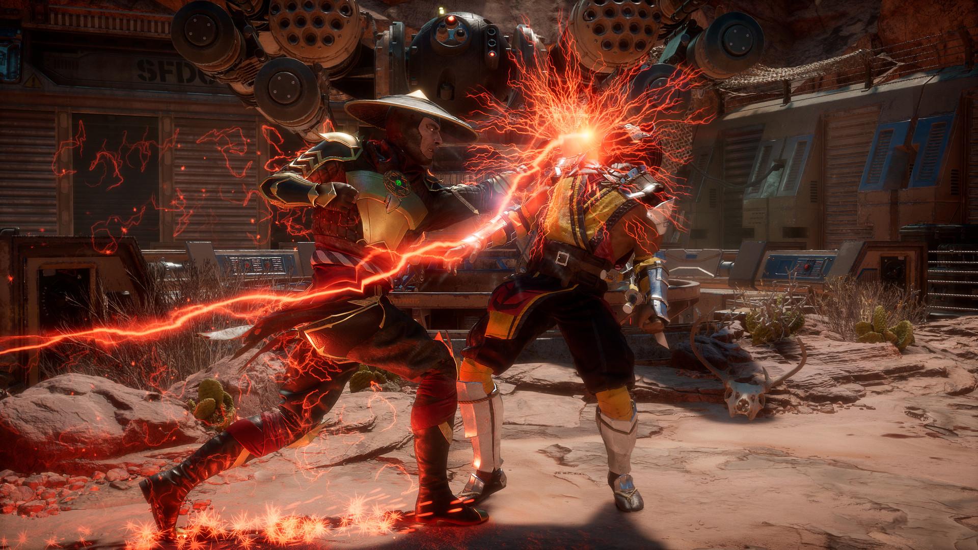 Mortal Kombat 11 เกมเดือด เลือดกระจาย (1)