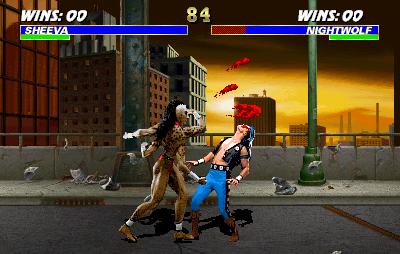 Mortal Kombat 1995 เกมต่อสู้ย้อนวัยตลอดกาล2