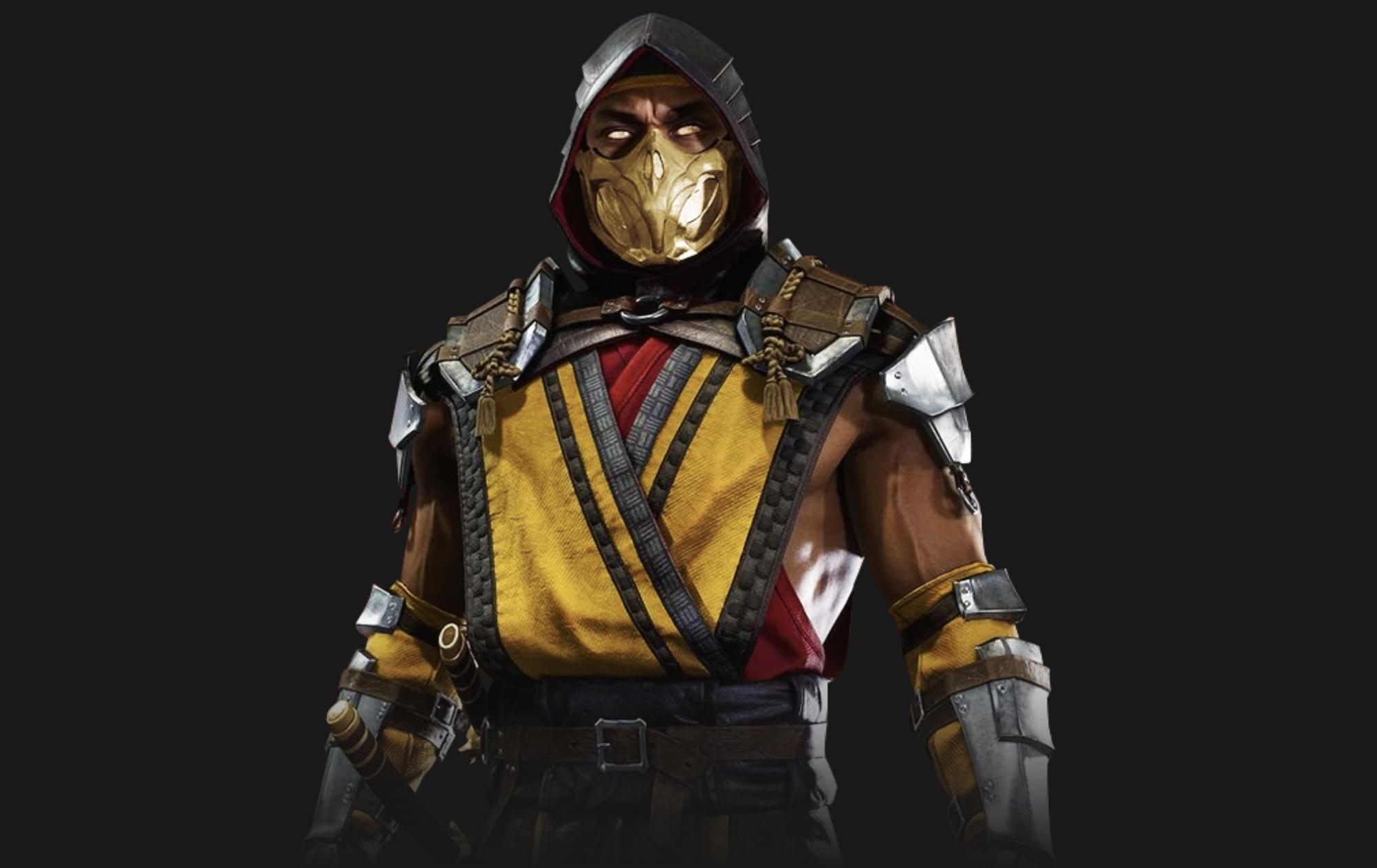 Mortal Kombat ตัวละคร 5-Scorpion ตัวที่คู่ควรเอามาเล่น