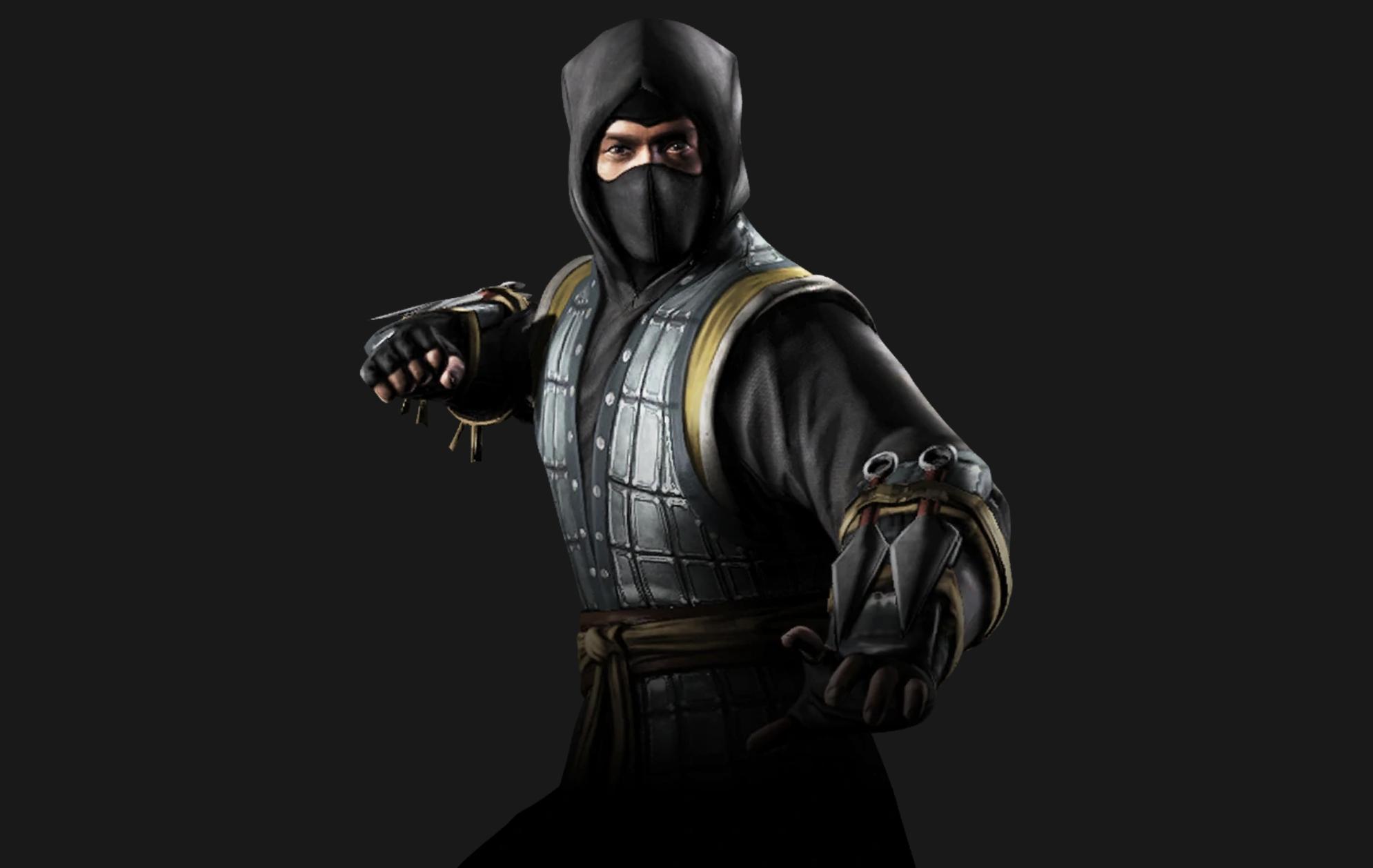 Mortal Kombat ตัวละคร 5-Shirai Ryu