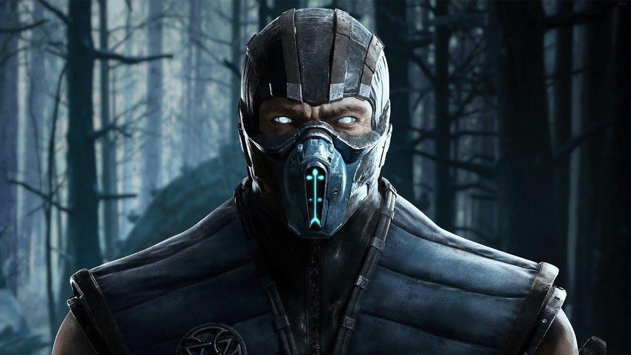 Mortal Kombat ตัวละคร 5-Sub Zero