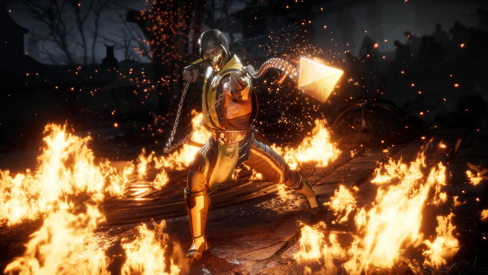 Mortal Kombat ศึกเกมต่อสู้สุดระห่ำ (2)