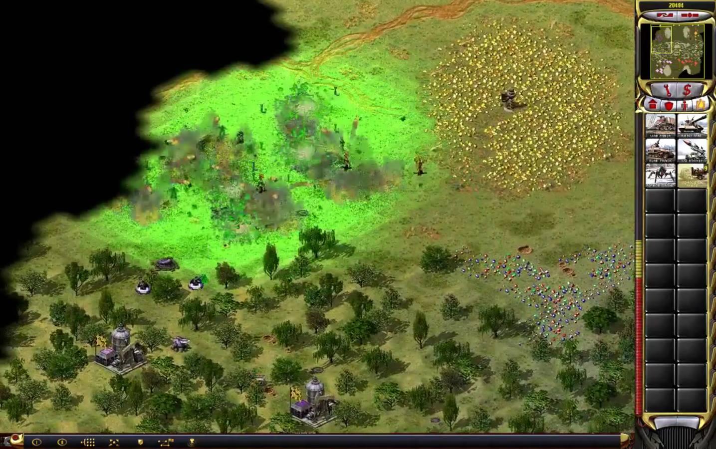 Red Alert 2 Online เกมยุทธกาล เกรียงไกร2