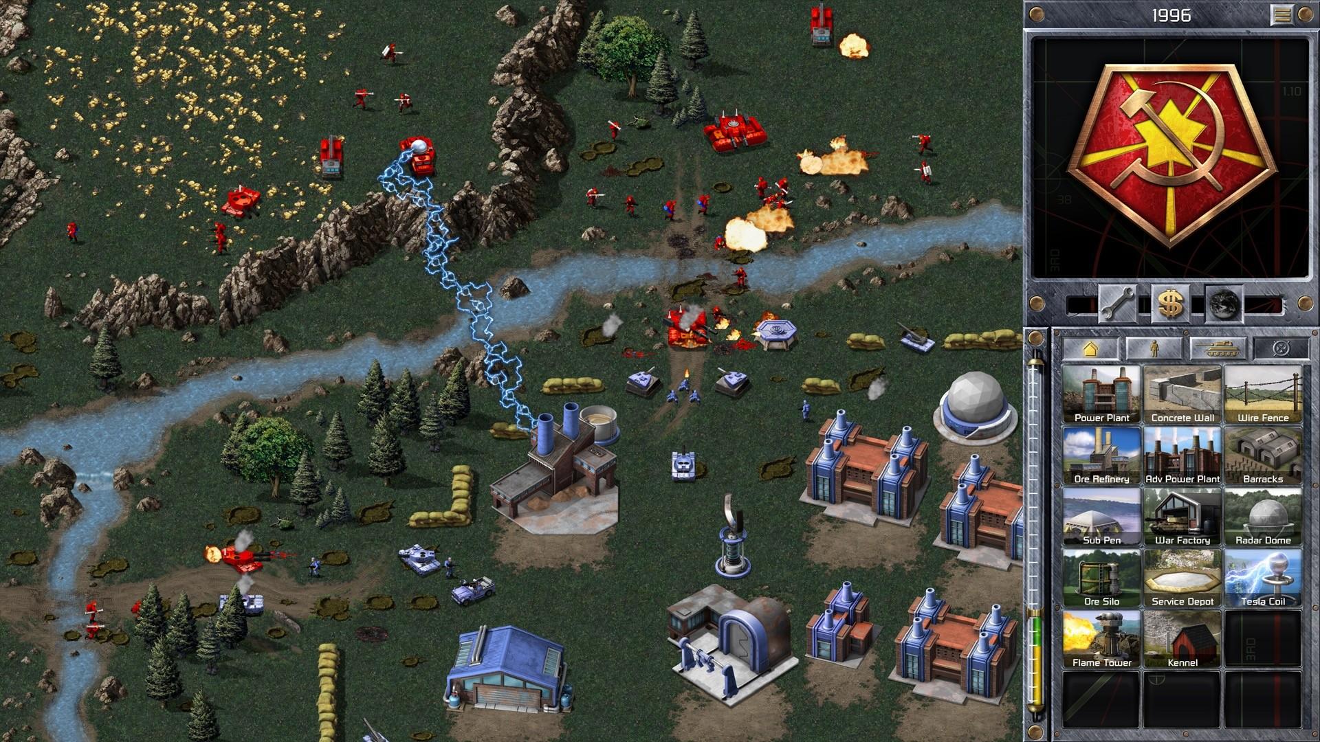 Red Alert ฟื้นคืนชีพ ศึกเกมวางแผนรบ (2)