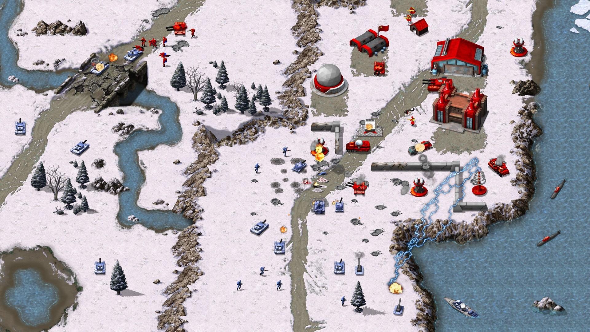 Red Alert ฟื้นคืนชีพ ศึกเกมวางแผนรบ(3)