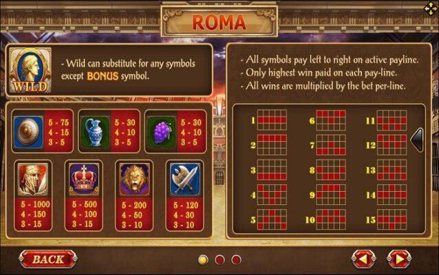 สล็อตRoma ร่ำรวยไปกับนักรบโรมัน สายบู๊-2