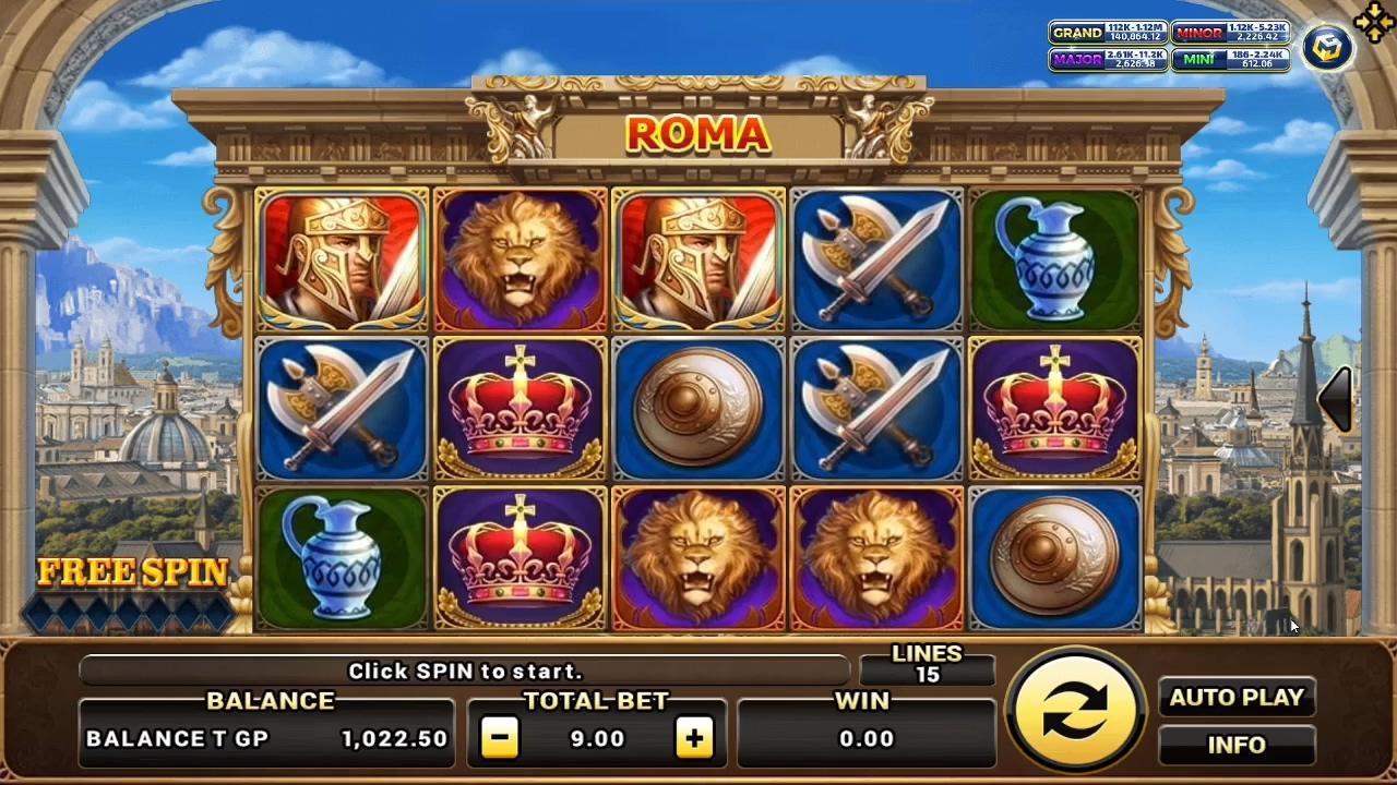 สล็อตโรม่า-Gametips