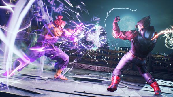 Tekken 7 PS4 เกมต่อสู้ยุคเดือด1