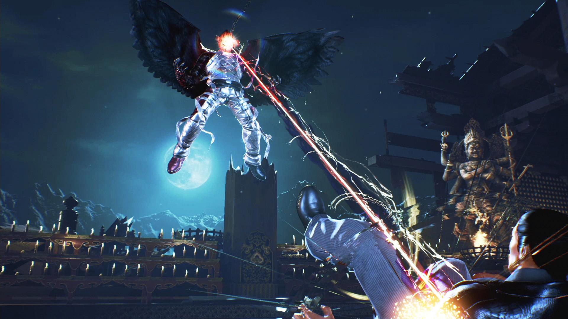 Tekken 7 หมัดเหล็ก สังเวียนโหด(1)