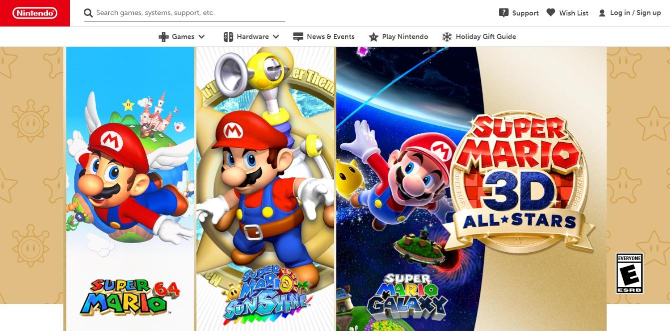 เกมน่าเล่น Nintendo Switch เกมกด ไม่เคยตกยุค(1)