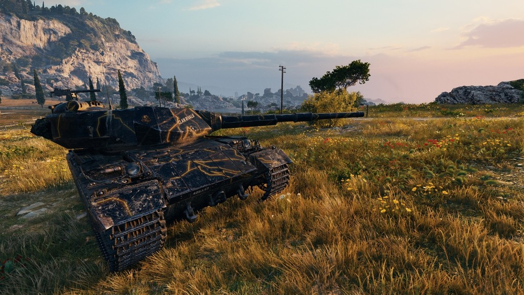 World of Tanks ไทย เกมยิงปืนสไตล์รถถัง1