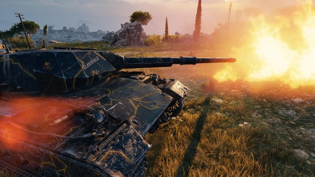 World of Tanks ไทย เกมยิงปืนสไตล์รถถัง2