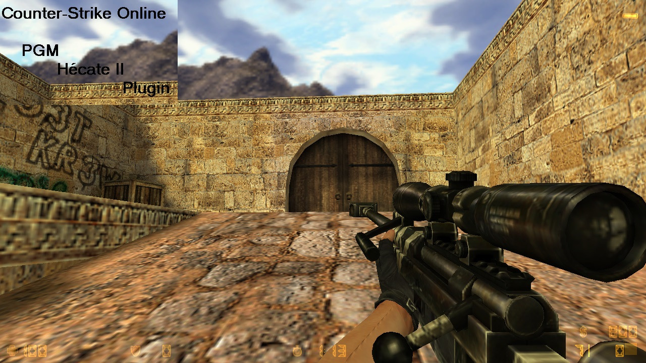 Counter Strike ออนไลน์ ทหารรับจ้าง ยิงทะลุร่าง (2)