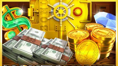 Money Vault รีวิวเกมสล็อต กับ ภารกิจปล้นเงิน