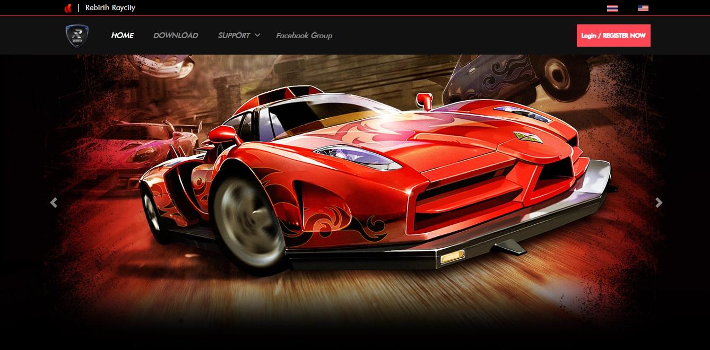 Raycity Rebirth ตำนานเกมแข่งรถ (1)