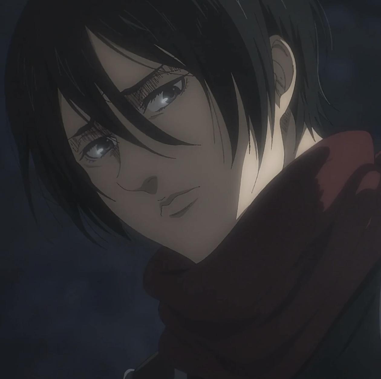 Attack on Titan ตัวละคร กับบทบาทที่โดดเด่น Mikasa Ackerman