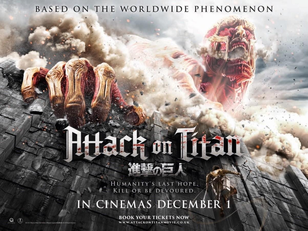 Attack on Titan พากย์ไทย สู่ภาพยนตร์ฟอร์มยักษ์ (2)