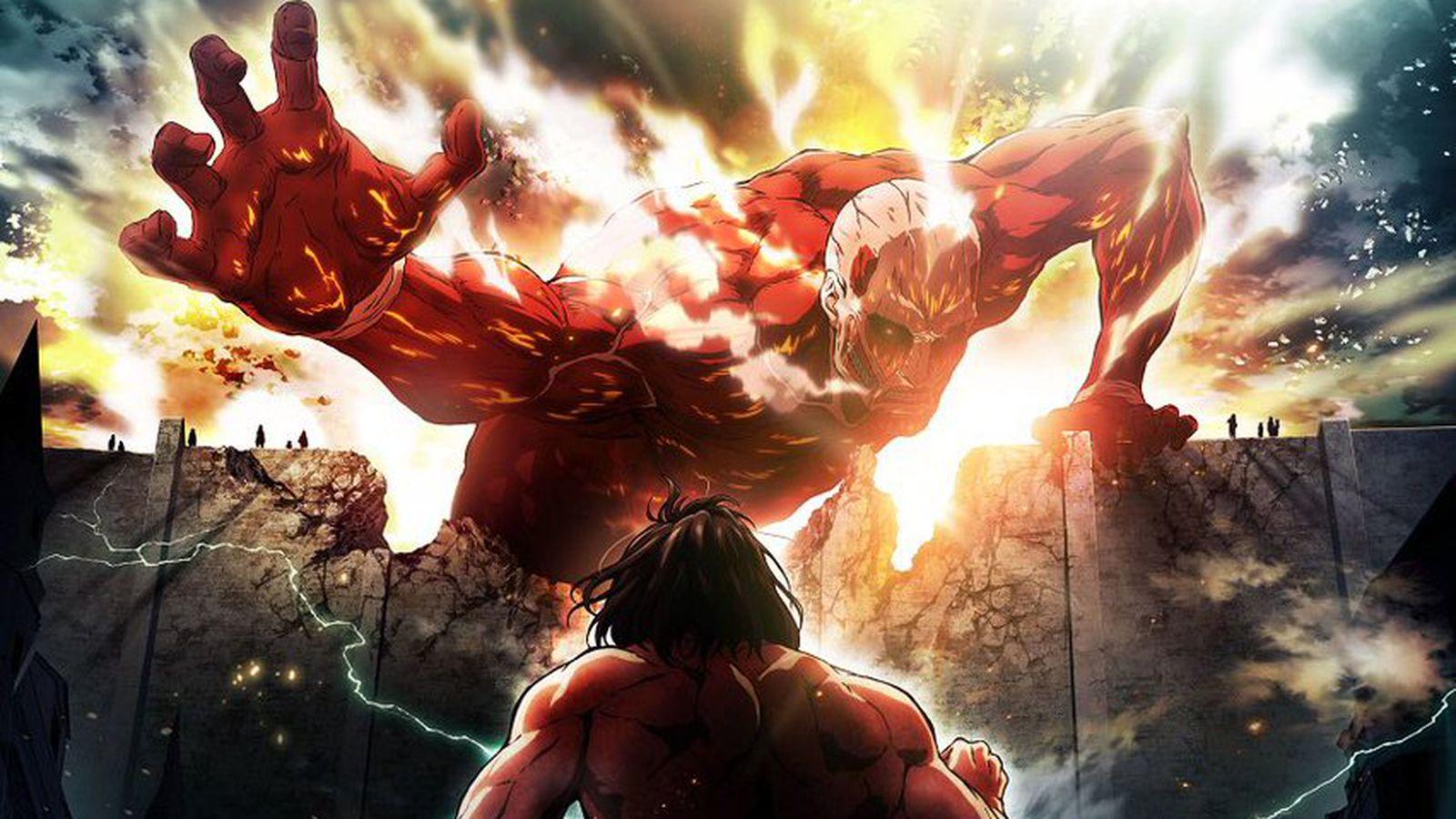 ดู Attack on Titan ผ่าพิภพไททันสุดมันส์1