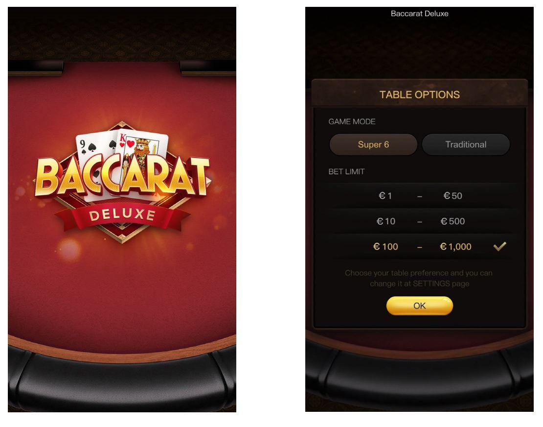 บาคาร่าพารวย รีวิวเกม Baccarat Deluxe-2