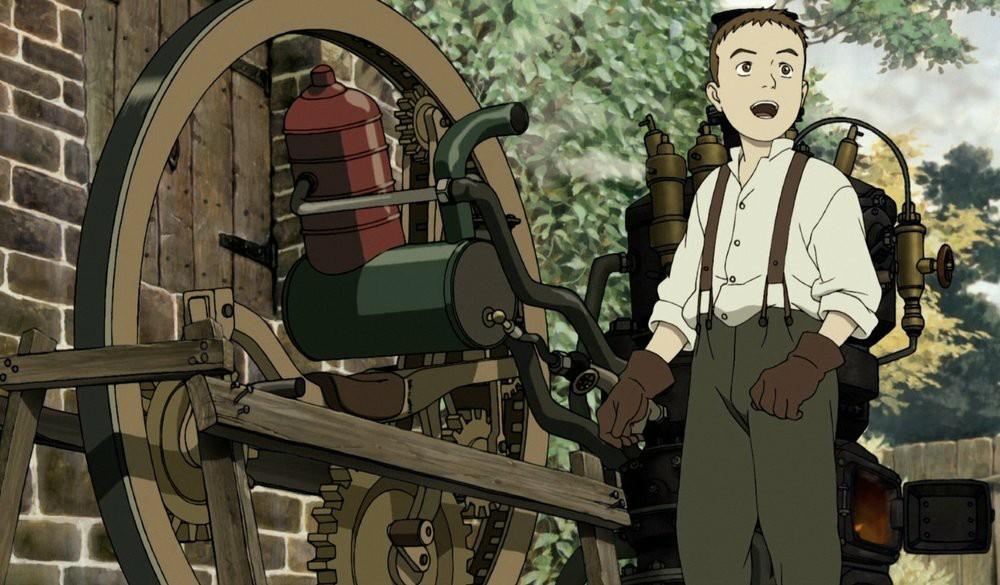 Steamboy วีรบุรุษ ปฏิวัติโลก กรุงลอนดอน (2)