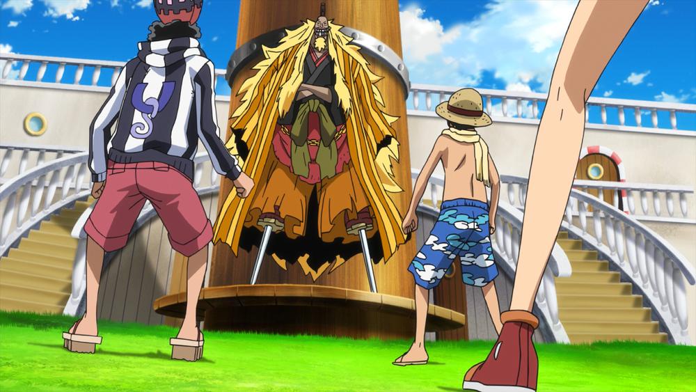 One Piece Strong World ภาคพิเศษฉลองครบ 10 ปี2