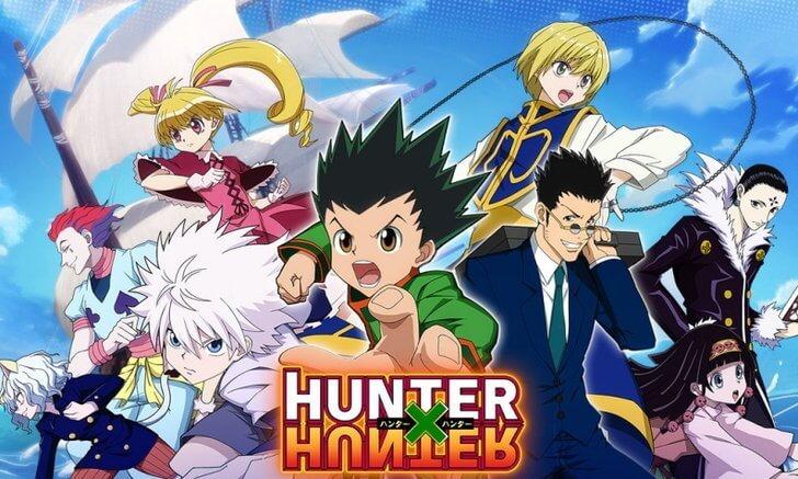 Hunter x Hunter พากย์ไทย การ์ตูนที่ไม่ยอมจบ (2)