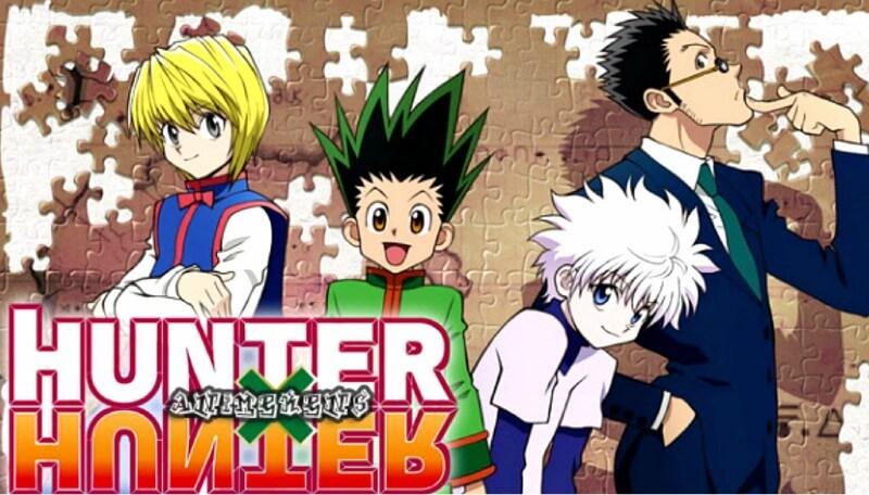 ดู Hunter x Hunter ฮันเตอร์ตัวจริงผู้ยิ่งใหญ่ (1)