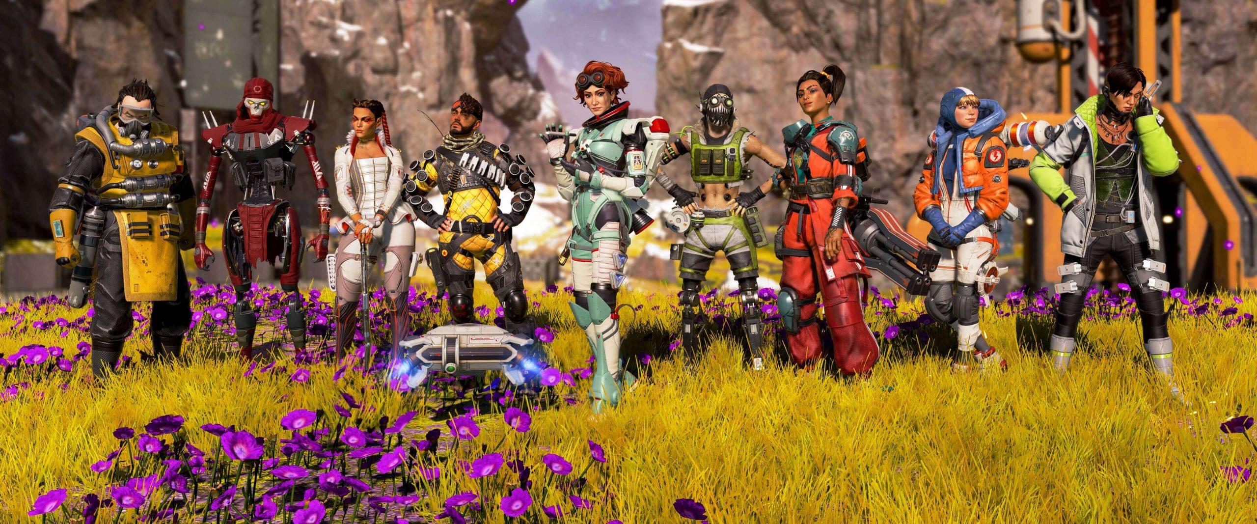Apex Legends ตัวละคร และสกิลพิเศษที่น่าสนใจ