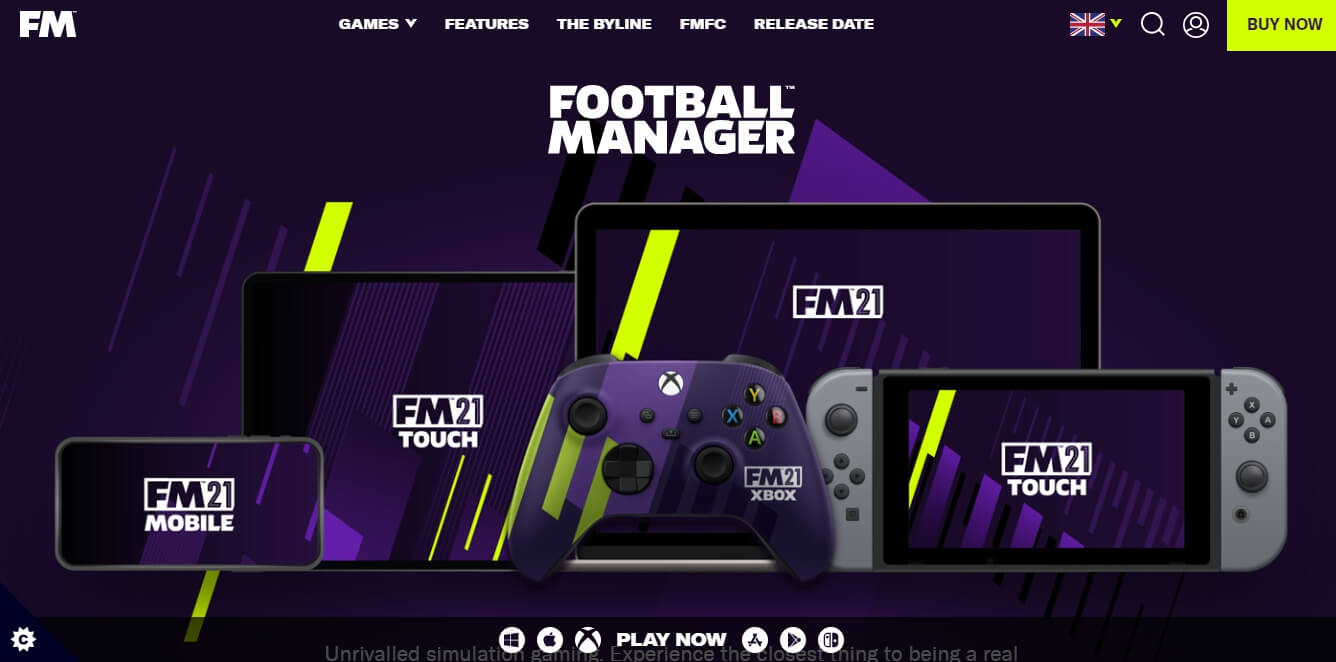 Football Manager เกมบอลยอดเยี่ยมแห่งทศวรรษ (2)