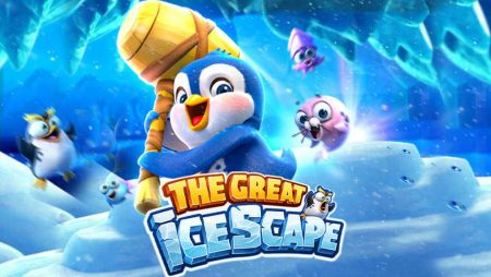 The Great Icescape เพนกวินตัวป่วน