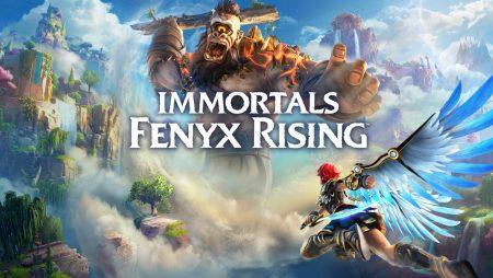 Immortals Fenyx Rising เปิดโลก ตำนานเทพเจ้า
