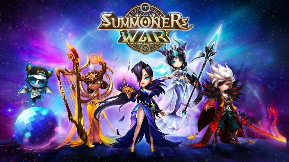Summoners War Tier List 2020 ที่น่าเล่น