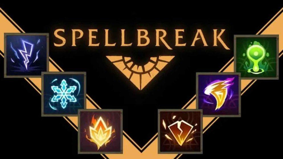 Spellbreak ปลดปล่อยนักรบแห่งมนตรา
