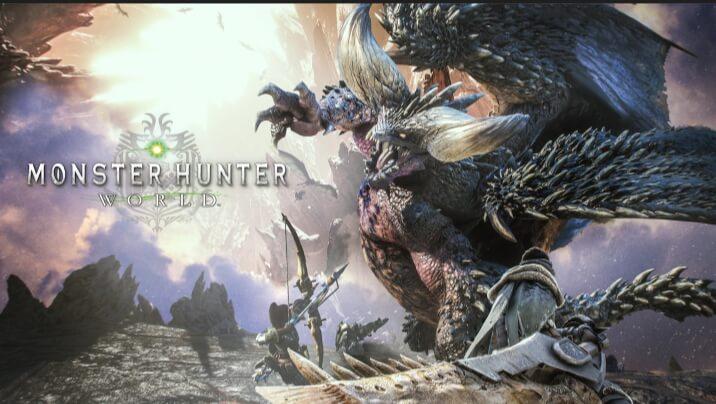 Monster Hunter PS4 รีวิวเกมน่าเล่น1