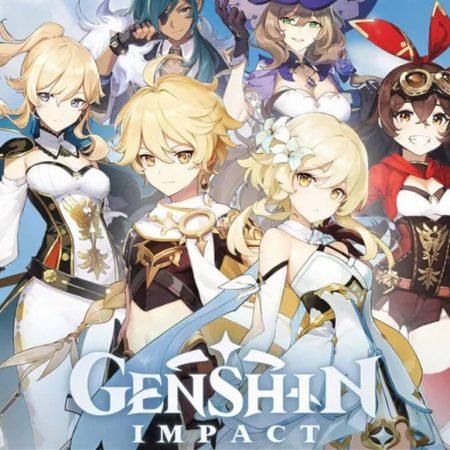 Genshin Impact โหลด เกมน่าเล่นแห่งปี