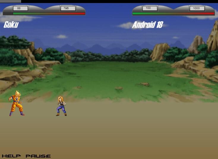 เกม Dragon Ball Z ภาคที่ดีที่สุด1
