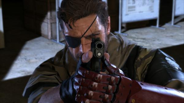 Metal Gear Solid V บทสรุป หน่วยรบสุดโฉด1