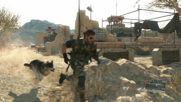 Metal Gear Solid V บทสรุป หน่วยรบสุดโฉด2