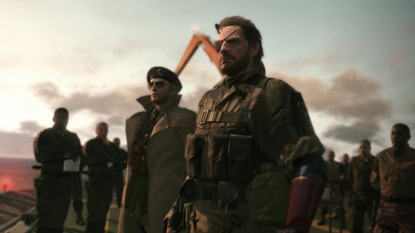 Metal Gear Solid V บุก ลุย ไม่พัก กับเหล่าทหารมือโปร1
