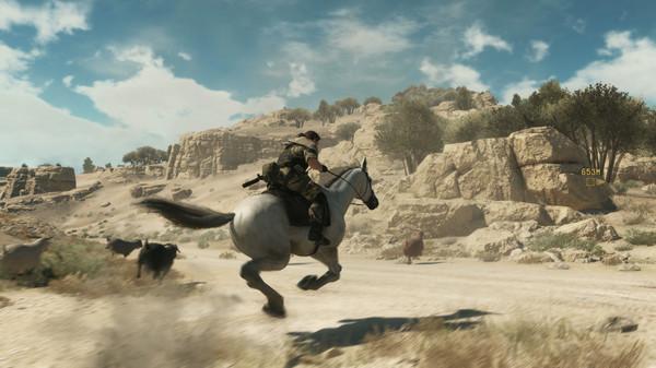 Metal Gear Solid V บุก ลุย ไม่พัก กับเหล่าทหารมือโปร2