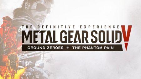 Metal Gear Solid V บทสรุป หน่วยรบสุดโฉด