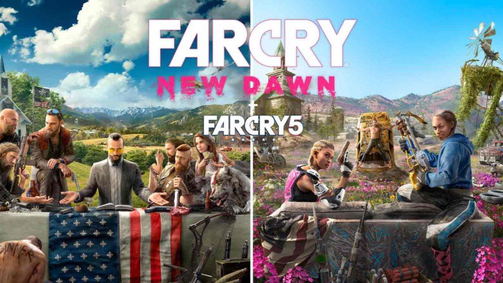 Far Cry 5 เกมโลกลัทธิคลั่ง