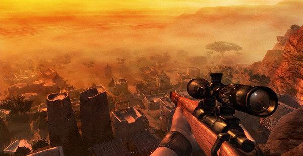Far Cry 2 บุกแดนเถื่อน ยิงระห่ำ1