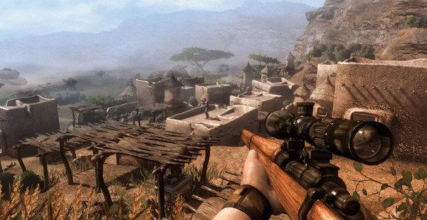 Far Cry 2 บุกแดนเถื่อน ยิงระห่ำ2