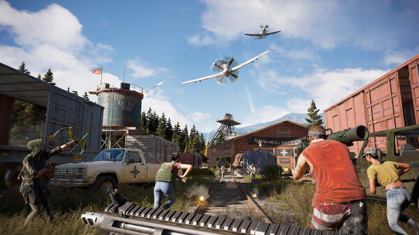 Far Cry 5 ไทย อุปกรณ์ต่อสู้ล้ำ มันส์จุใจ1