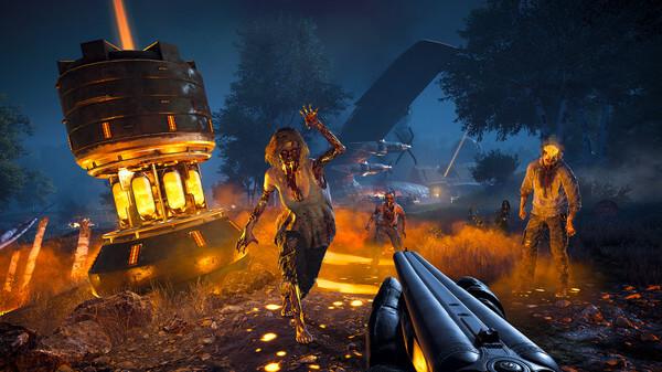 Far Cry 5 ไทย อุปกรณ์ต่อสู้ล้ำ มันส์จุใจ2