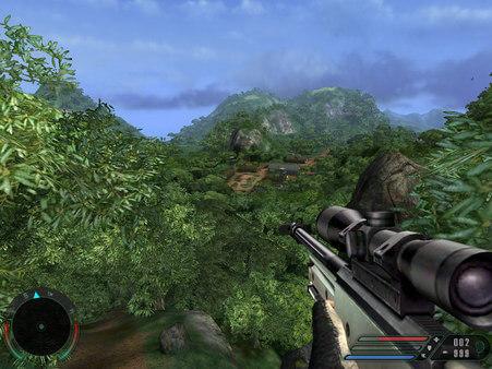 Far Cry 1 ตะลุยน้ำ ฝ่าพงไพร1